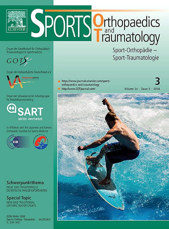 Who is GOTS? – Society for Orthopaedic Traumatologic Sports Medicine