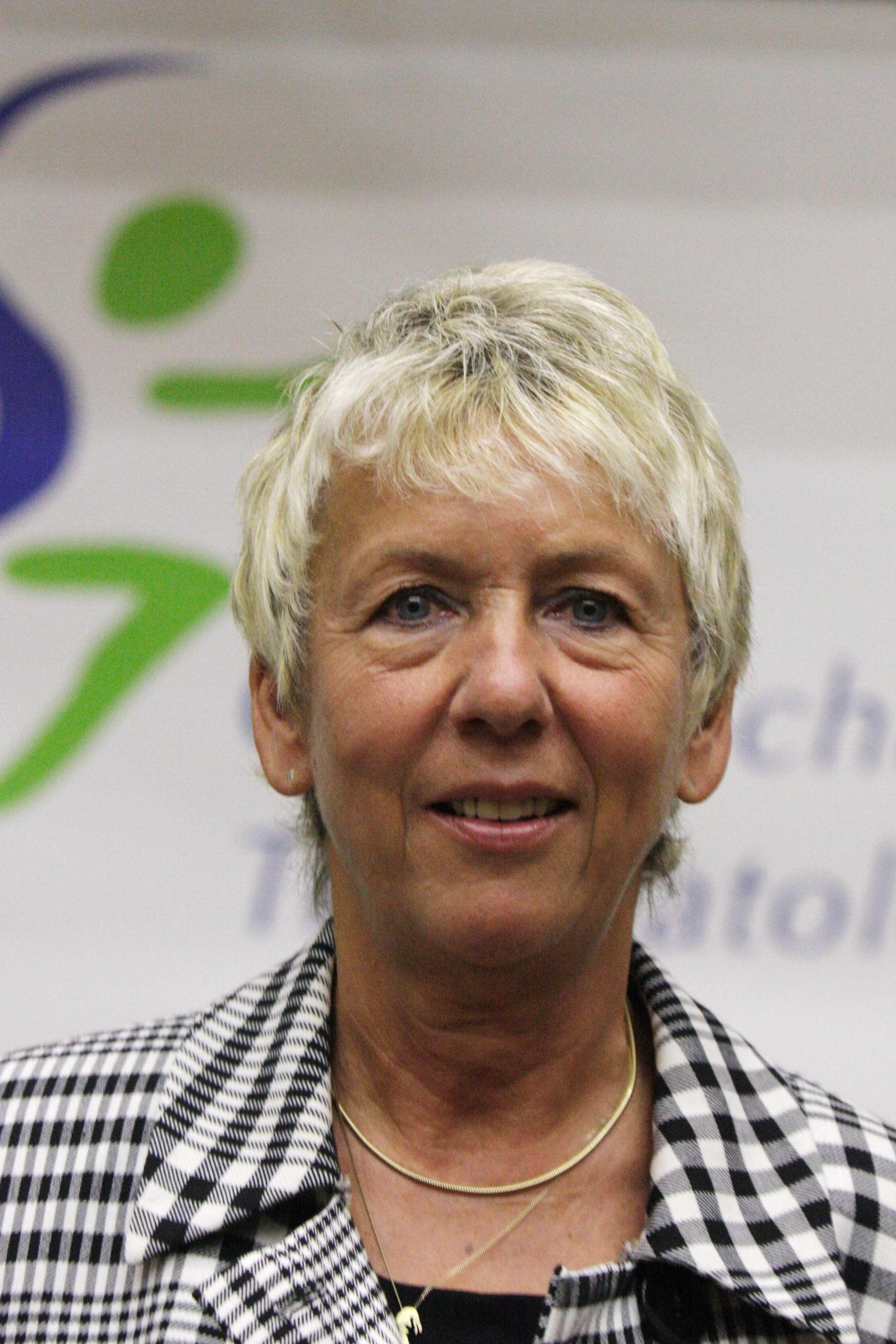 Portrait Dr. Sabine Krüger