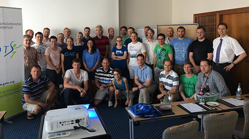 GOTS Sports Doctor Course 1 | July 03 - 05 2015 (Course 1) - Rostock-Warnemünde