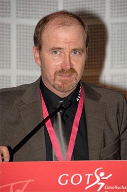 GOTS Sportarzt des Jahres 2015 - Dr. Lukas Weisskopf
