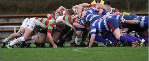 Rugby Verletzungen