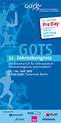 32th GOTS Annual Meeting – June 22-24, 2017 – Grand Hotel Esplanade Berlin