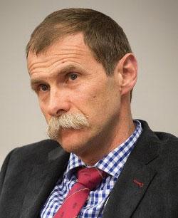 GOTS Sportarzt des Jahres 2016 - Prof. Dr. med. Axel Urhausen